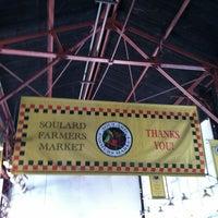 Photo taken at Soulard Farmers Market by Jacob H. on 6/18/2011