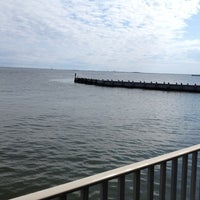 Photo taken at fatfish Wine Bar & Bistro by Joe P. on 8/18/2012