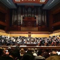Photo taken at Morton H. Meyerson Symphony Center by Sarah L. on 5/23/2011