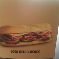 Photo taken at Penn Station East Coast Subs by Holly O. on 11/11/2011