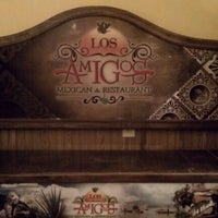 Photo taken at Los Amigos by Kenneth S. on 11/2/2011