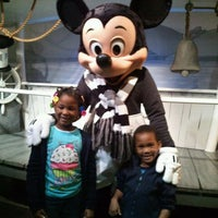 Photo taken at Mickey's House and Meet Mickey by Aniyah J. on 12/8/2011