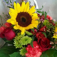 Photo taken at The Family Flower Shoppe by Sara S. on 1/28/2012