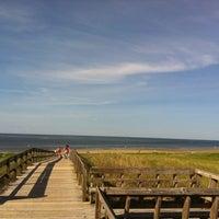 Photo taken at Crane Beach by Eric P. on 7/3/2012