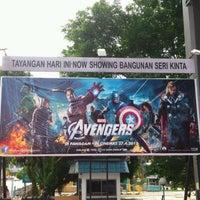 Photo taken at Lotus Five Star Cinemas (LFS) by Ramesh H. on 5/3/2012