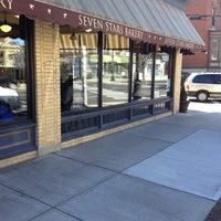 Photo taken at Seven Stars Bakery by Jenn S. on 2/26/2012