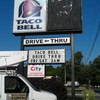 Photo taken at Taco Bell by The Liteman on 5/31/2012