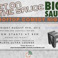 Photo taken at Splash Ultra Lounge by Dave B. on 7/5/2012
