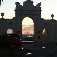 Photo taken at Natatorium by Joey K. on 8/12/2012
