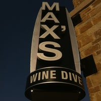 Photo taken at Max's Wine Dive San Antonio by Bart B. on 5/11/2012