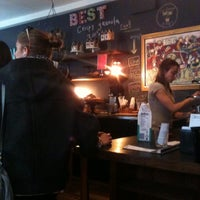 Photo taken at Olive et Gourmando by Cinzia C. on 4/20/2012