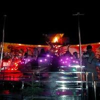 Photo taken at Florya Lunapark by Tuğçe K. on 8/4/2012