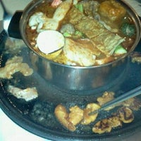 Photo taken at Kapten Steamboat & Grill by Raha A. on 4/24/2012