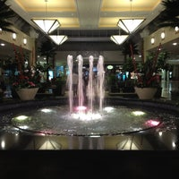 Photo taken at Town Center at Boca Raton by Gregg Rory H. on 3/6/2012