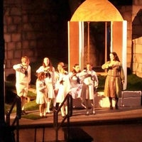 Photo taken at Beverly S. Sheffield Zilker Hillside Theater by Heather L. on 7/27/2012