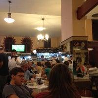 Photo taken at Café Lamas by Nick R. on 6/8/2012