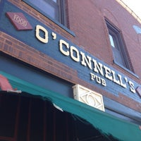 Photo taken at O'Connell's Pub by Chris R. on 3/9/2012