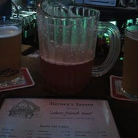 Photo taken at Tierney's Tavern by Kerry O. on 5/9/2012