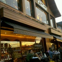 Photo taken at Caracol Chocolates by Andy D. on 8/18/2012