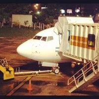 Photo taken at Aeropuerto Internacional Silvio Pettirossi (ASU) by Sir Chandler on 5/27/2012