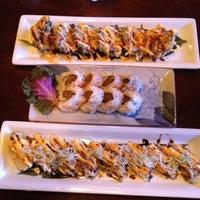 Photo taken at Fukuda Japanese Restaurant by Arun N. on 6/6/2012