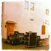 Photo taken at Warner Bros Stage 15 by Eric M. on 8/27/2012