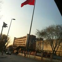 Photo taken at İstanbul Emniyet Müdürlüğü by Gökhan K. on 3/22/2012
