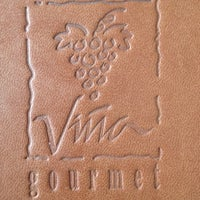 Photo taken at Viña Gourmet by Gaston G. on 8/3/2012