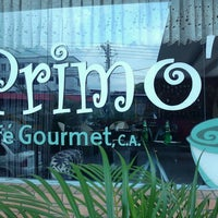 Photo taken at Primo's Cafe Gourmet by Yonfry R. on 3/24/2013