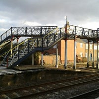 Photo taken at Wymondham Railway Station (WMD) by Nuria O. on 3/28/2013