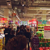 Photo taken at INTERSPAR by Dávid B. on 12/3/2014