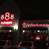 Photo taken at 888 Vietnamese Restaurant by Ines N. on 3/9/2013