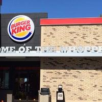 Photo taken at Burger King by Daniel L. on 9/18/2014