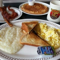 Photo taken at Waffle House by Charles G. on 4/16/2013