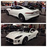 Photo taken at San Diego International Auto Show by Joel L. on 1/2/2014