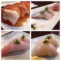Photo taken at Bluefin Fusion Japanese Restaurant by Joel L. on 3/1/2013