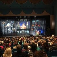 Photo taken at Marin Center Veterans' Memorial Auditorium by David F. on 10/22/2016