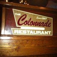 Photo taken at The Colonnade Restaurant by MissOzAtl on 12/20/2012