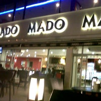 Photo taken at Mado by Bilal D. on 5/7/2013