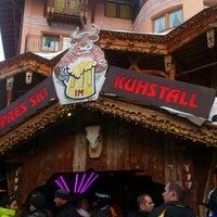 Photo taken at Kuhstall by Ari K. on 1/20/2013
