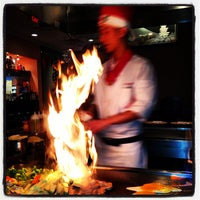 Photo taken at Fujiyama Sushi and Hibachi Grill by Rusty S. on 12/16/2012