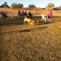 Photo taken at Echo Mountain Dog Park by Michelle D. on 3/11/2013