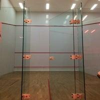 Photo taken at Squash Center by Marko M. on 3/14/2014