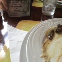 Photo taken at Italian Place by Amanda C. on 5/18/2016