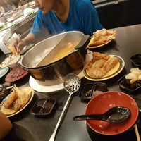 Photo taken at Shabushi by Chiraphorn P. on 8/6/2016