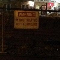 Photo taken at MBTA Attleboro Station by Cat O. on 10/10/2013