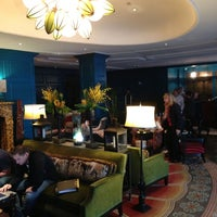 Photo taken at Hotel Monaco by Thomas B. on 10/14/2012