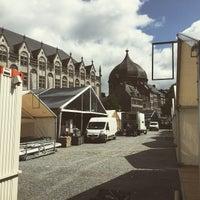 Photo taken at Les Epicuriales de Liège by Antoine O. on 5/19/2015
