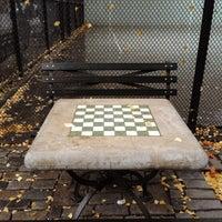 Photo taken at Vesuvio Playground by Jeffrey Z. on 11/22/2013