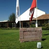 Photo taken at Viña Casas Del Bosque by Nail K. on 3/26/2013